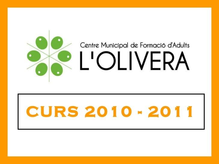 CURS 2010 - 2011