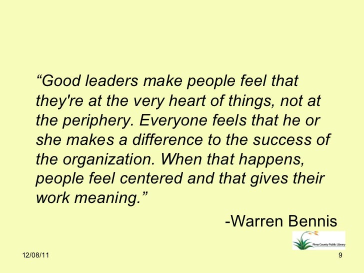 What Makes A Good Leader Quotes: Looking For Leaders In All The Right Places Leadership Quotes