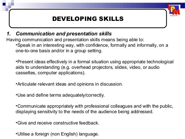 transferable management skills essay