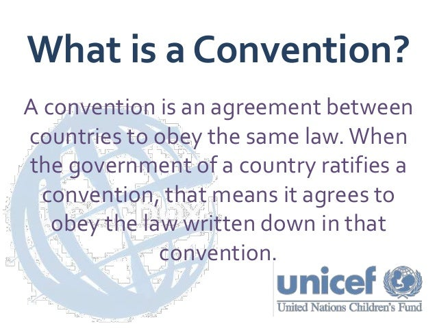 why do children need protection from united convention on rights of the child The united states remains the only country in the world to sentence children to life in prison without the possibility of parole, a severe punishment that is categorically prohibited under the convention on the rights of the child.
