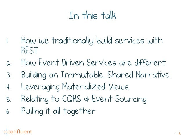Building Event-Driven Services with Apache Kafka Slide 2