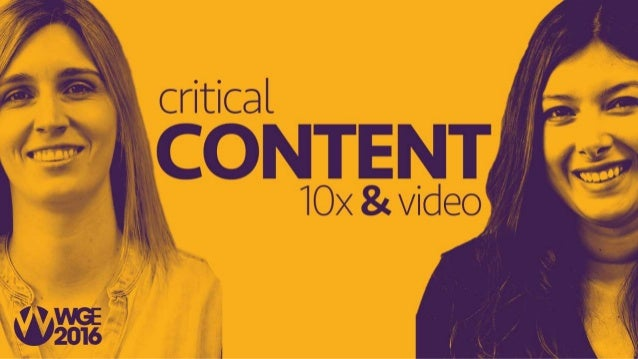 Why you can'tafford to ignore 10x content