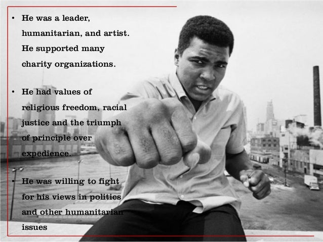 Muhammad Ali Motivational Message And Quotes