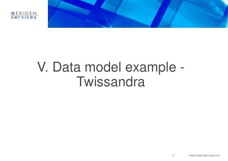 Apache Cassandra, part 2 – data model example, machinery Slide 2