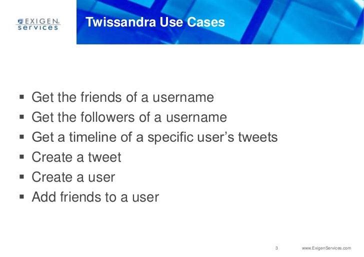 Apache Cassandra, part 2 – data model example, machinery Slide 3