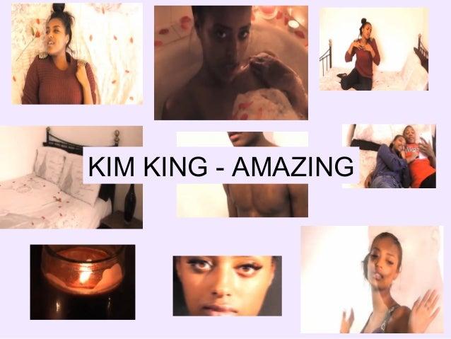 KIM KING - AMAZING