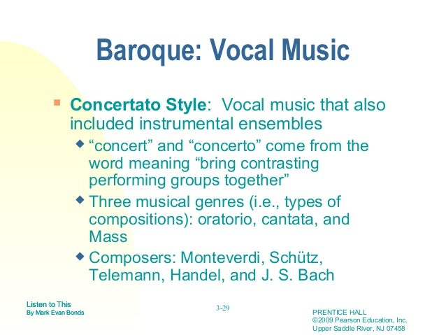 The baroque for Origin of the word baroque