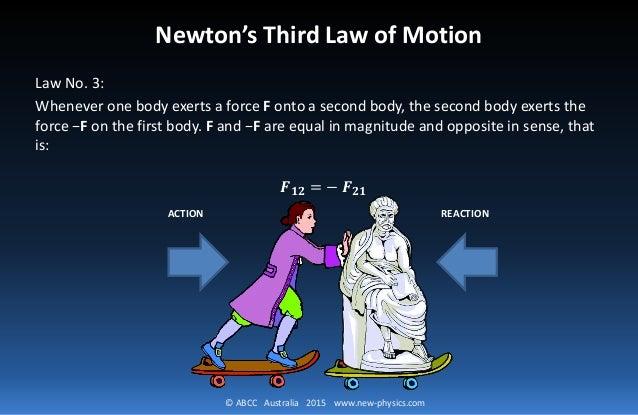 Part 4. newton & kung fu