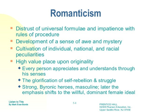 a comparison of romanticism and classicism What is classicism and romanticism definition definition classicism believed that reason is the dominating characteristic of both nature and human nature and both are governed by fixed unchanging laws a correctness of language, and style for a unique, elite, civilized class of people emphasized the emotions, an individual intuition romantic.