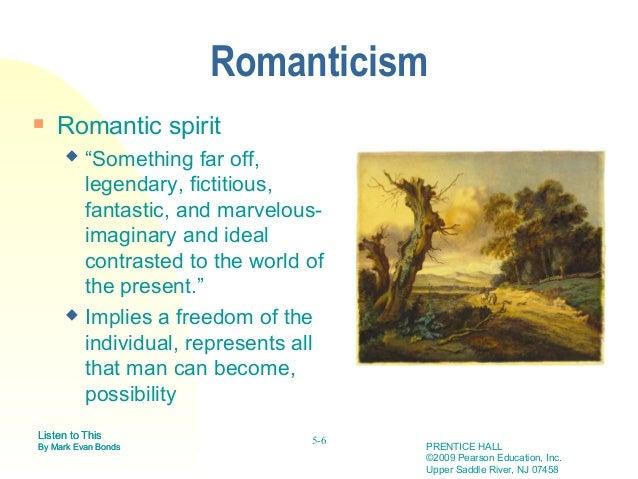 Romanticism vs Classicism
