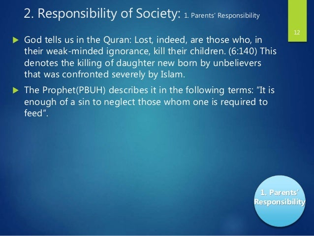 Health as a Human Right in Islam-Part 5