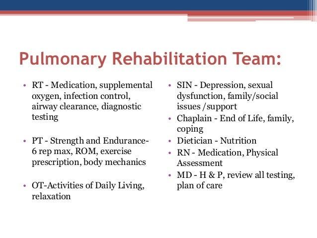 pulmonary rehabilitation exercises for copd pdf
