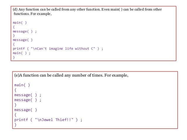C Programming Language Part 7