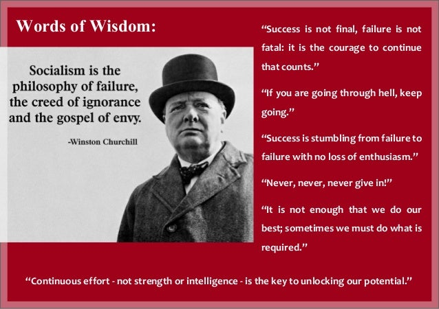 Overcoming Obstacles: How Winston Churchill's Struggles ...