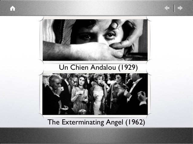 essay on un chien andalou Dali and surrealism essay  un chien andalou was written over the course of three-day exchange of fantasies and dreams between brunuel and dali.