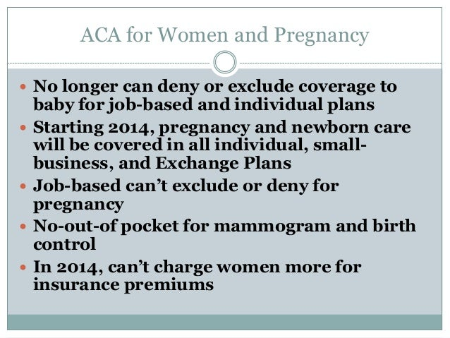 Image Result For Aca And Mammogram Coverage
