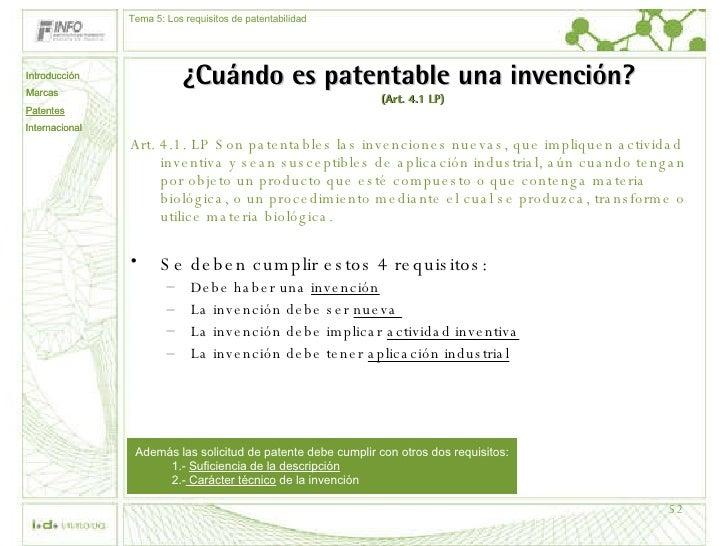 4.1 invenciones
