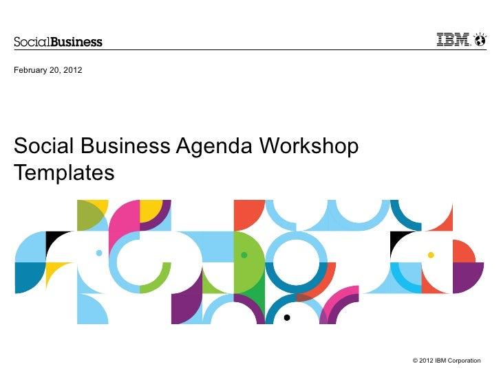 business agenda