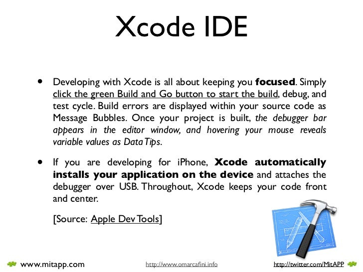 iPhone Development Tools Slide 3