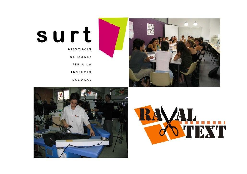 Partenariados ONLs-empresas en SURT by Fina Rubio