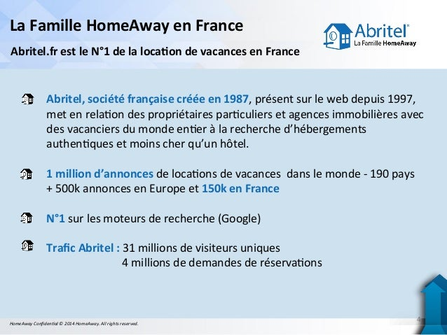 partenariat homeaway abritel mopa 27 janvier 2015. Black Bedroom Furniture Sets. Home Design Ideas