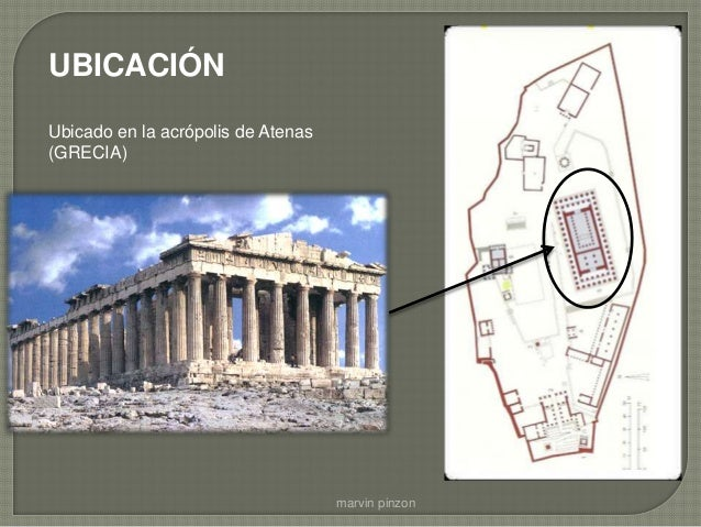 UBICACIÓNUbicado en la acrópolis de Atenas(GRECIA)                                    marvin pinzon