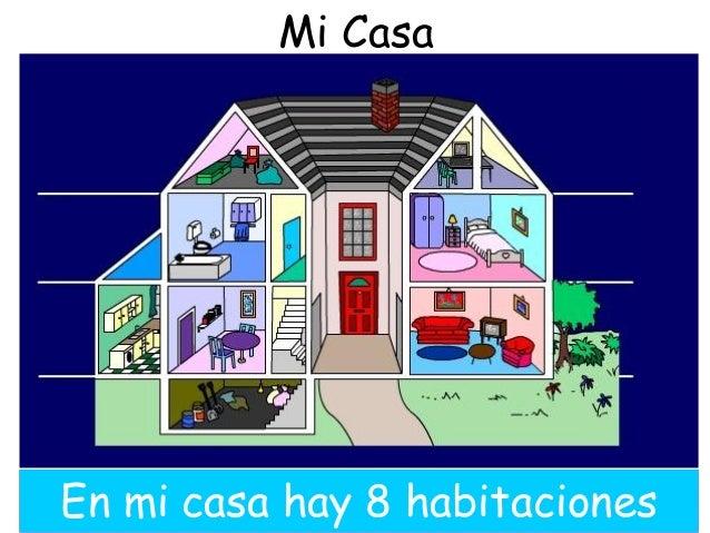 Partes de la casa - La casa de mi tresillo ...