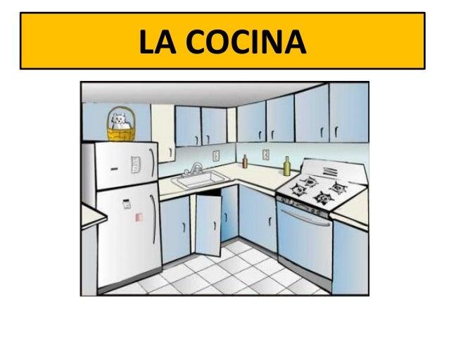 Partes de la casa - La cocina en casa ...