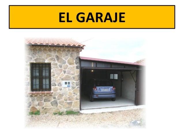 Partes de la casa for Nombres de garajes