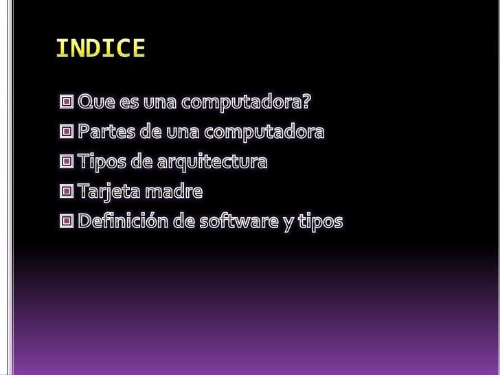 Partes de la computadora Slide 3