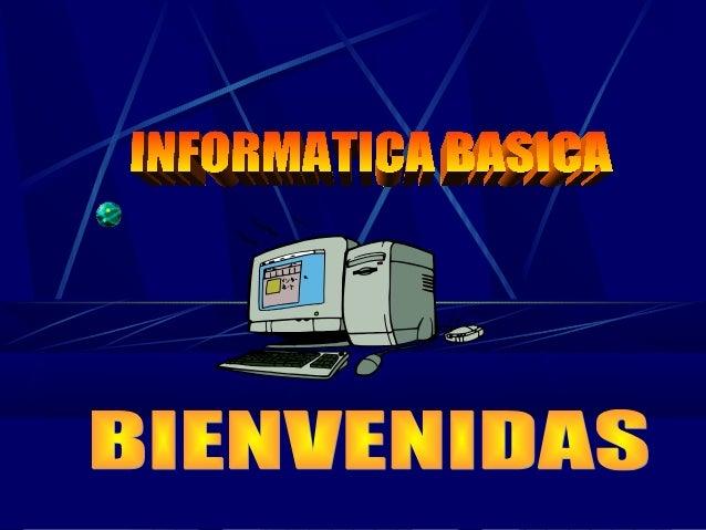 CONTENIDO DEL CURSO  La Computadora  Hardware y Software  Sistema Operativo WINDOWS  Explorador de Windows  Microsoft...