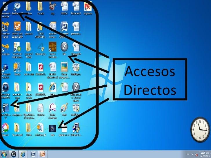 AccesosDirectos