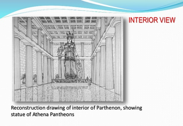 Greek Architecture Drawing parthenon greek architecture