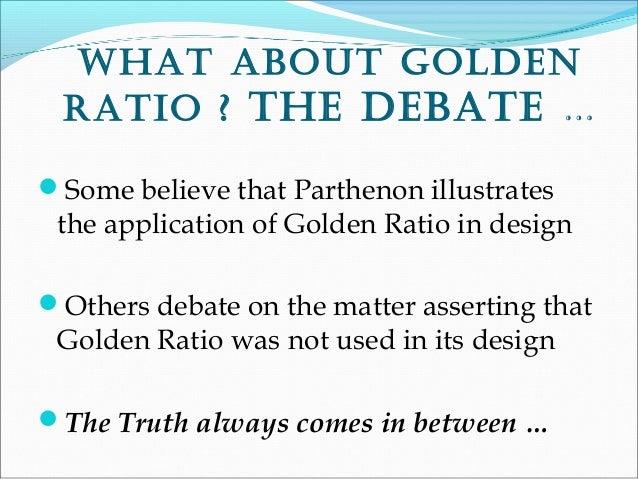 parthenon and golden ratio. Black Bedroom Furniture Sets. Home Design Ideas