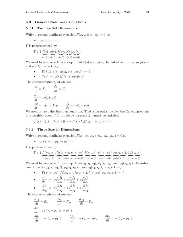 Partial differential equations, graduate level problems and