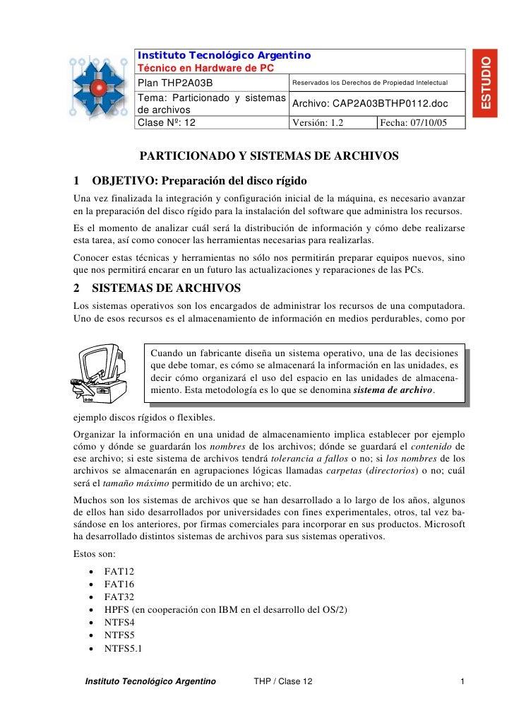 Instituto Tecnológico Argentino                                                                                           ...