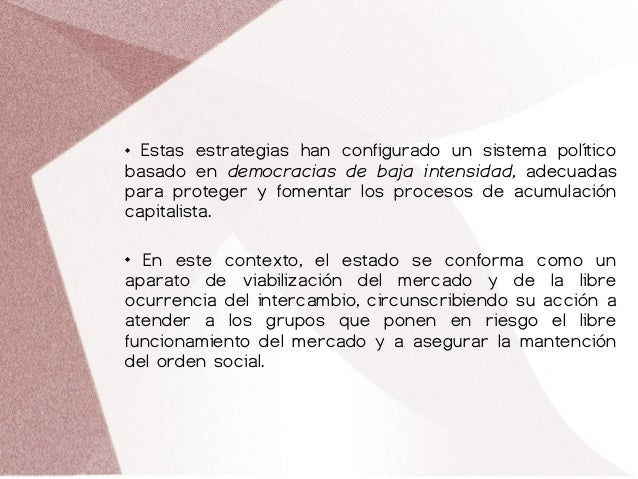 Participación e incidencia de la sociedad civil Slide 3