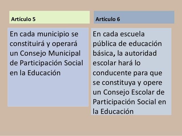 Participación social Acuerdo 716 Slide 3