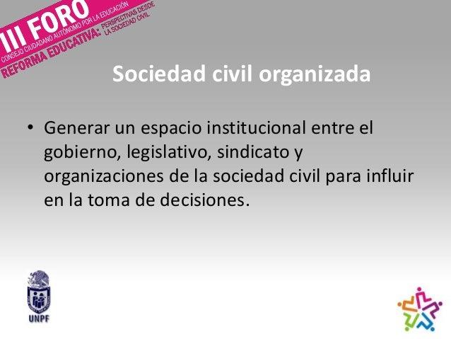 Participación social (unpf) Slide 2