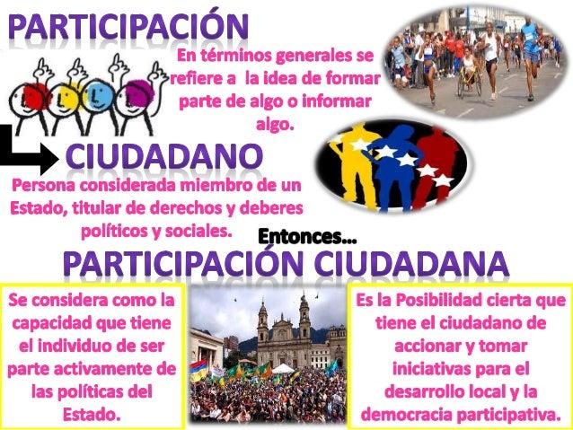 Participacion Ciudadana y Gestion Publica Slide 2