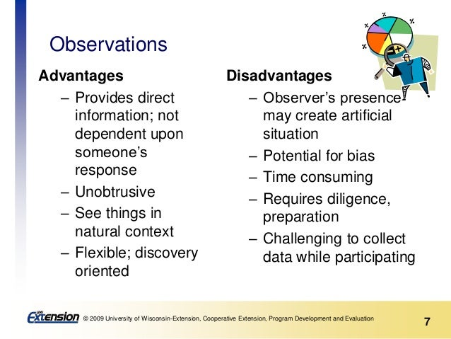 an introduction to the observation research In participant observation, the degree of the participation is largely affected by the  nature of the study and it also depends on the type of the.