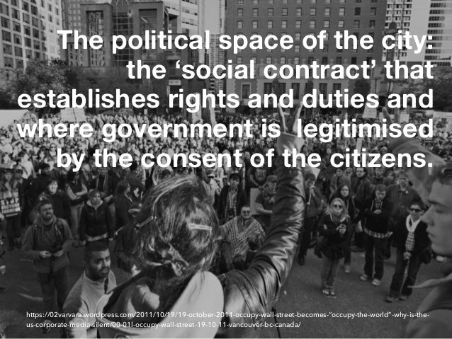a discussion of the myth of the social contract We continue our series with a discussion about the consequences of a social contract that intentionally excluded, separated, and segregated we hear from michele.