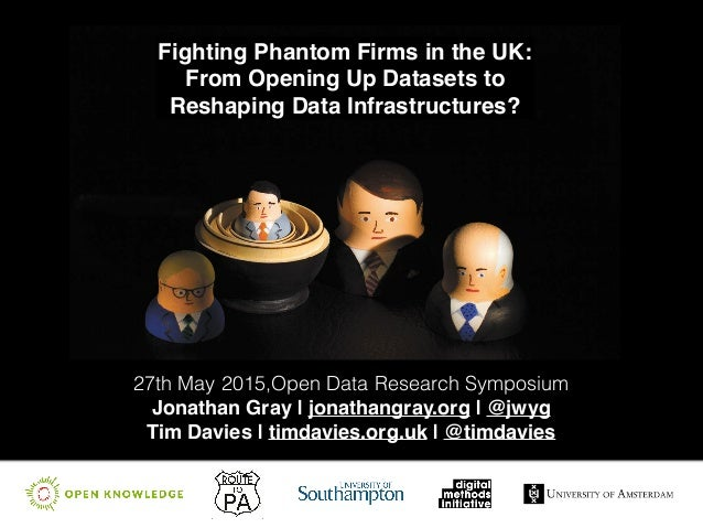 Fighting Phantom Firms in the UK: