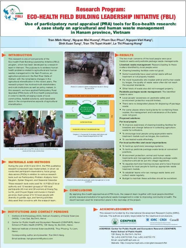 waste management case study Sustainable waste management case study of nagpur india dr vivek s agrawal cdcindia@hotmailcom / drvivekagrawal@hotmailcom august 28, 2005.