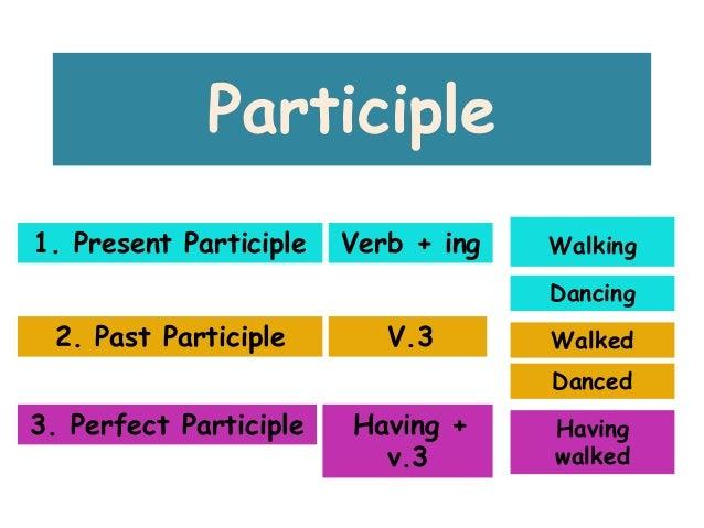 participle 1