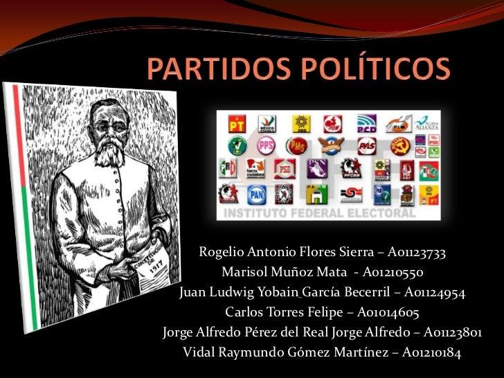 Rogelio Antonio Flores Sierra – A01123733           Marisol Muñoz Mata - A01210550    Juan Ludwig Yobain García Becerril –...