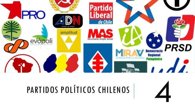 PARTIDOS POLÍTICOS CHILENOS4