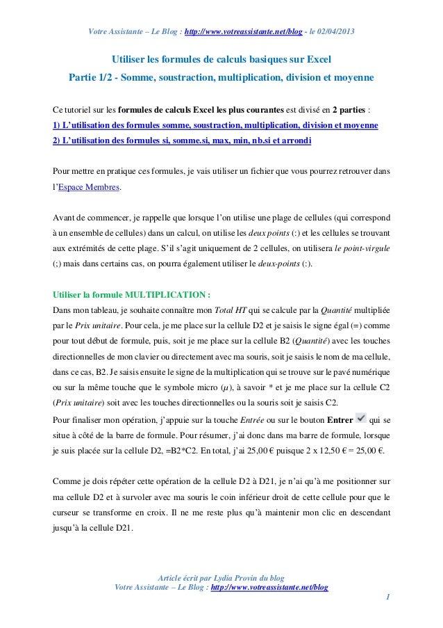 Votre Assistante – Le Blog : http://www.votreassistante.net/blog - le 02/04/2013 Article écrit par Lydia Provin du blog Vo...