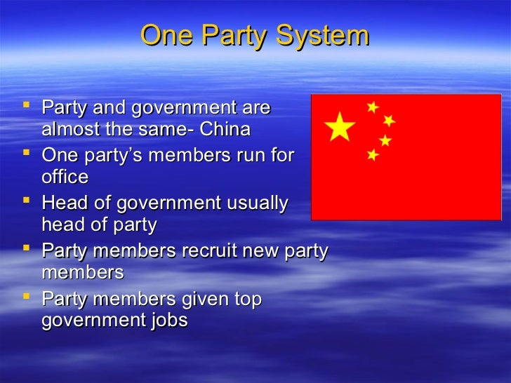 multi party system advantages and disadvantages pdf