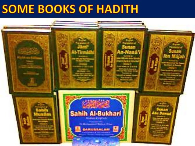 • Those ahadith are collected here which are in accordance to the conditions set by the author. Example- Mustadrak Ala Sah...